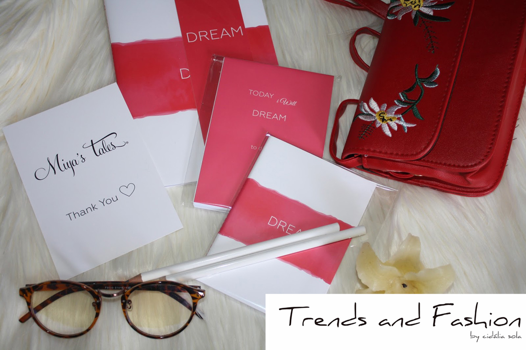 "Miya's Tales on the blog ""Trends and Fashion"""