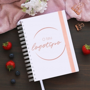 Notebook for orders for small business - Version one page for 1 order (portuguese)
