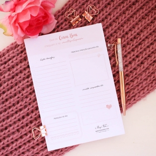Daily planner - love