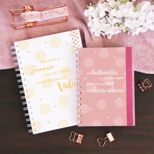 "Planner 19-20 | 2020 weekly view -  B6 or A5 size - ""elegante"" cover (Portuguese version)"