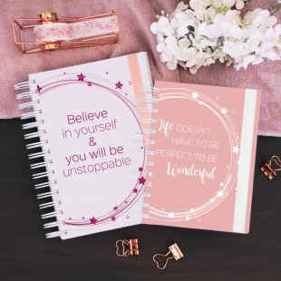 "Planner 2020 daily view -  B6 or A5 size - ""luz"" cover (Portuguese version)"