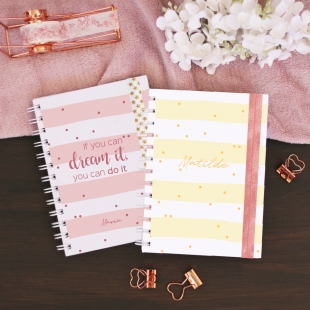 Monthly planner 2020-2021 - Glamour