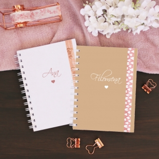 Monthly planner 2020-2021 - Love