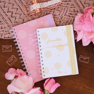 Notebook A5, B6 or A6  Elegant - Hardcover