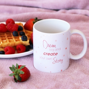 Caneca Dream Big
