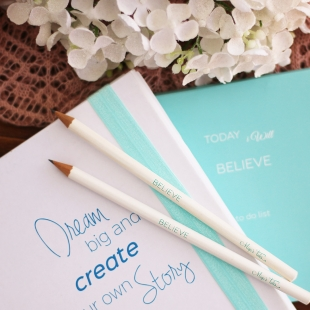 Inspiration Believe Pencils - 2 units