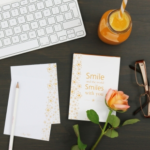 Inspiration Smile Pad