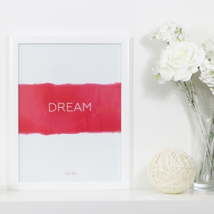Inspiration Dream Poster