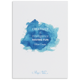 Inspiration Criativity Pad