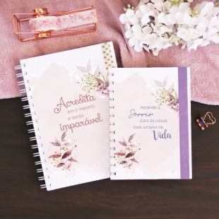 Undated weekly planner - Shine