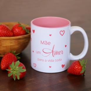 Happy Heart Mug