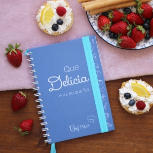 KIDS recipe notebook - Inspiration theme